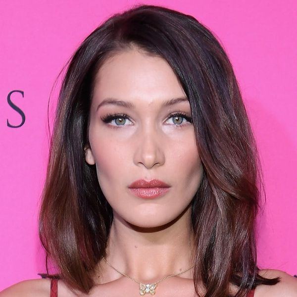 Bella Hadid Just Debuted a Set of Curled Ringlets That Will Make You Do a Double Take