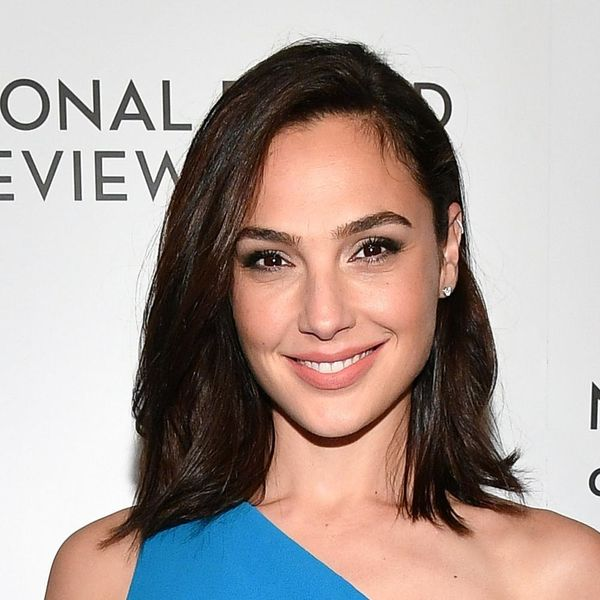 Gal Gadot Just Nabbed a Major Beauty Deal With *This* Iconic Brand