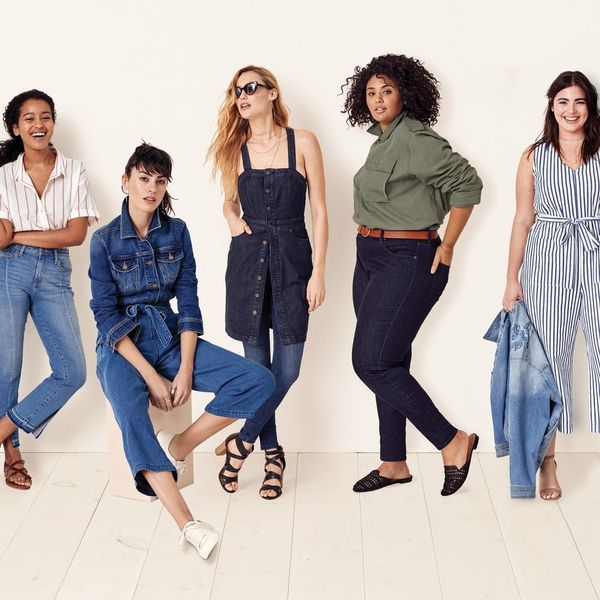 Target Is Launching a New Size-Inclusive Clothing Line That Is All About Denim