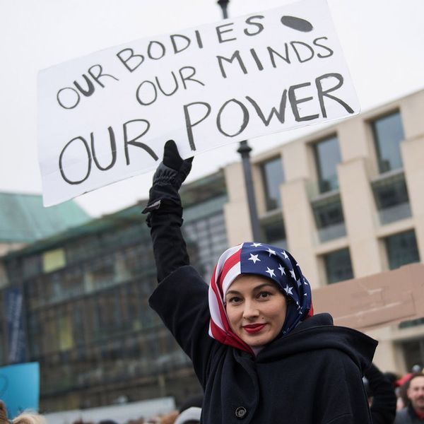 Everything You Need to Know About the Second Annual Women's March