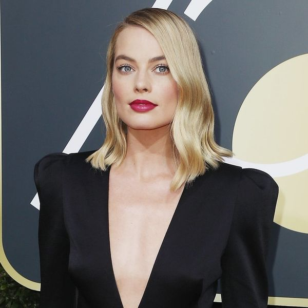 Margot Robbie Wants to Make a Career Change