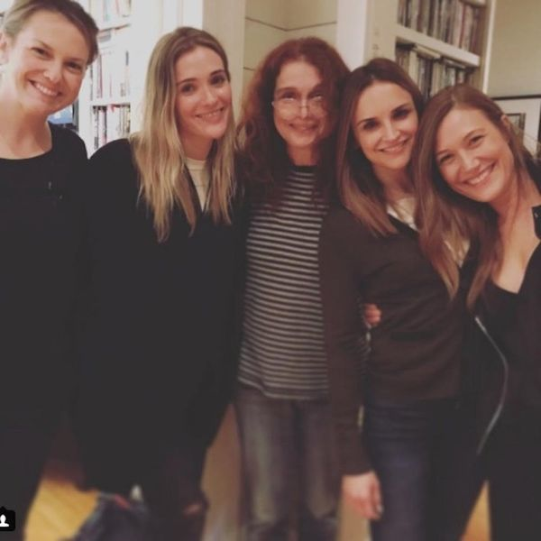The 'Baby-Sitters Club'Cast Reunited for the Golden Globes Viewing Party of Our Dreams