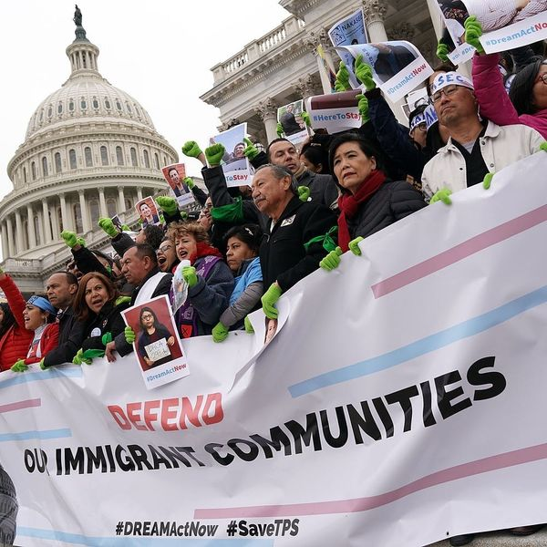 The Government Could Be Booting Over 250,000 Legal Salvadoran Immigrants from the US