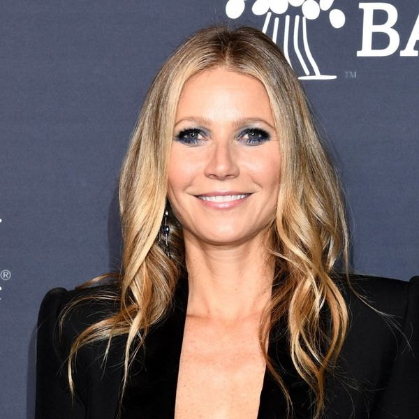 Here's Your First Glimpse at Gwyneth Paltrow's Stunning Engagement Ring