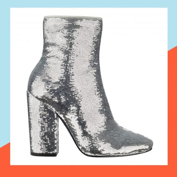 8 Sequin Shoes That Stun Well into 2018