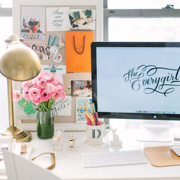 20 Organization Tips to Create the Chicest Desk Ever