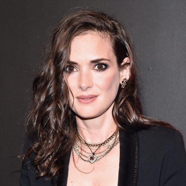 People Had Strong Feelings About the Winona Ryder L'Oréal Hair Commercial