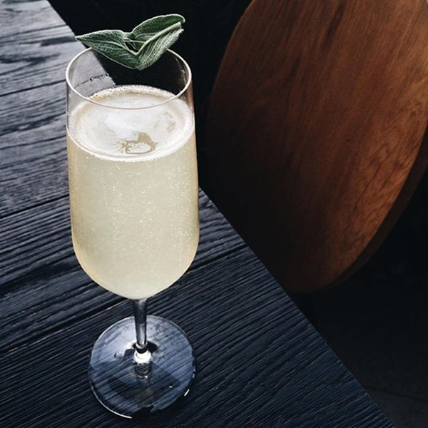 5 of Imbibe Magazine's Best Champagne Cocktails