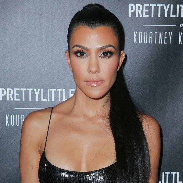 Kourtney Kardashian Shares Rare PDA-Filled Pics With Boyfriend Younes Bendjima