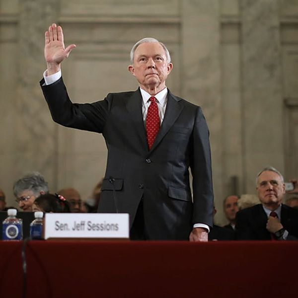 Why Women Across the US Are Freaking the F Out About Jeff Sessions