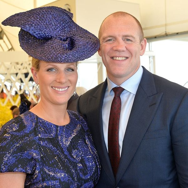 The Queen's Granddaughter Zara Tindall Is Pregnant With Her Second Child