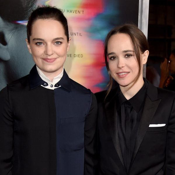 Ellen Page and Emma Portner Are Married!