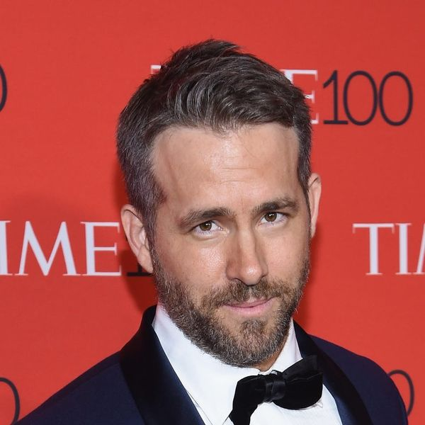 Ryan Reynolds Just Shared an Epic Throwback Pic That Will Have You Longing for the '90s