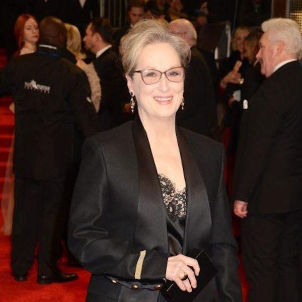 Meryl Streep Ticked Off Karl Lagerfeld Over Her Oscars Dress