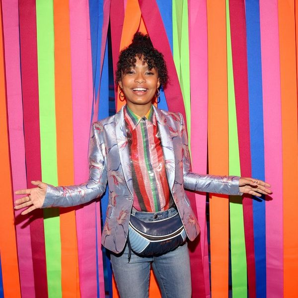 "Actress Yara Shahidi on ""grown-ish"" and Her Big Plans for 2018"