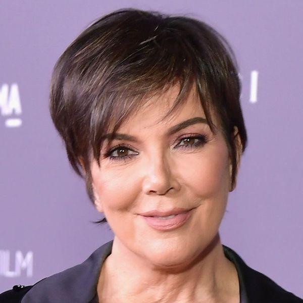 Kris Jenner Now Has Blonde Locks to Match Kim Kardashian West's