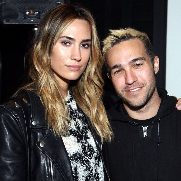 Pete Wentz and Girlfriend Meagan Camper Are Expecting a Baby Girl!