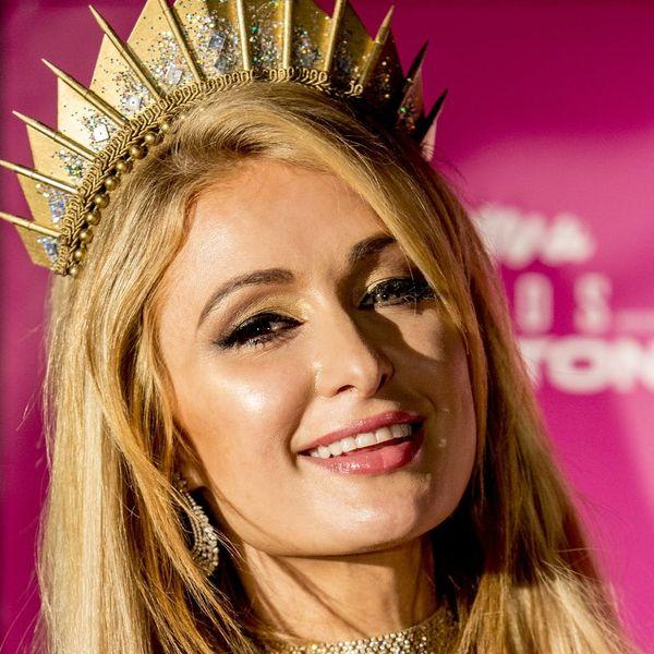 Did Paris Hilton Change Up Her Signature Blonde Locks?