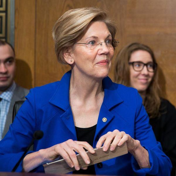 People Think Elizabeth Warren Is Gearing Up to Run for President in 2020