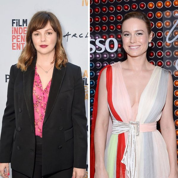Find Out Why Stars IncludingAmber Tamblynand Brie Larson Are Saying #TimesUp