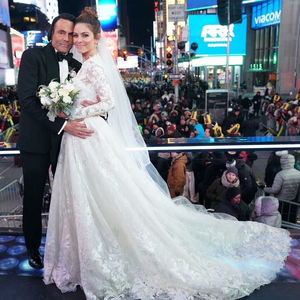 Maria Menounos Married Her Partner of 20 Years on a Live New Year's Eve Show
