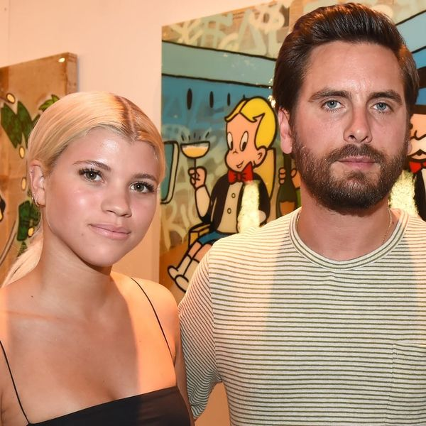 Sofia Richie and Scott Disick Look So in Love on Holiday in Aspen