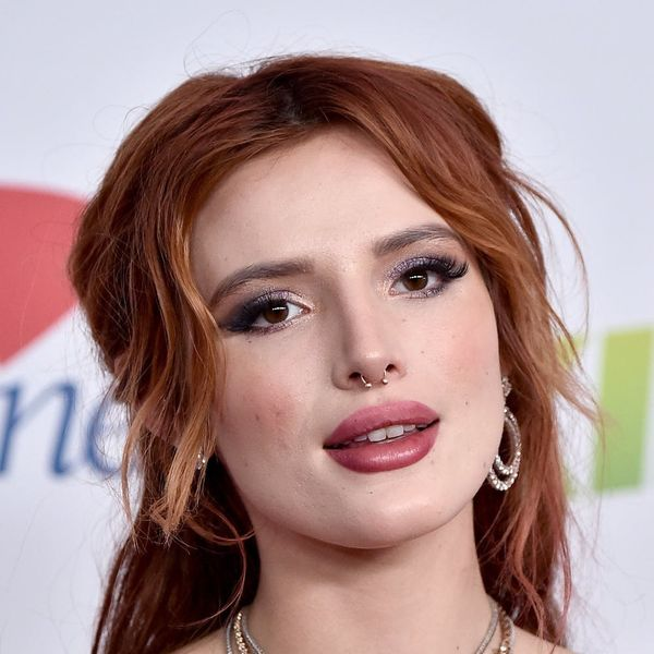 Bella Thorne Just Introduced Us to the Shade of Blonde We'll Be Obsessing Over in 2018