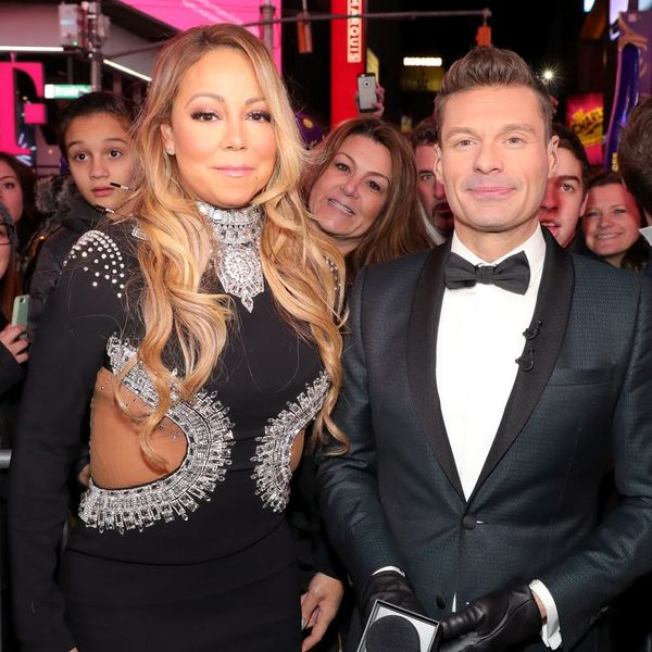 Ryan Seacrest Breaks His Silence About the Mariah Carey NYE Controversy
