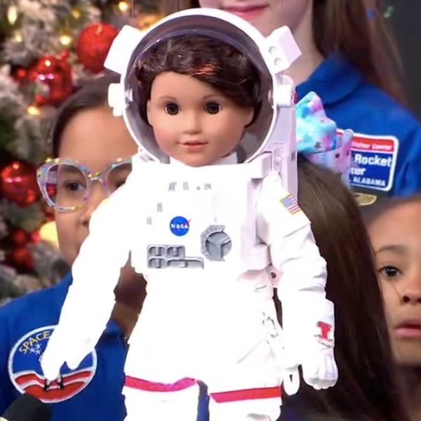 American Girl's 2018 Girl of the Year Is an Aspiring Astronaut and STEM Role Model