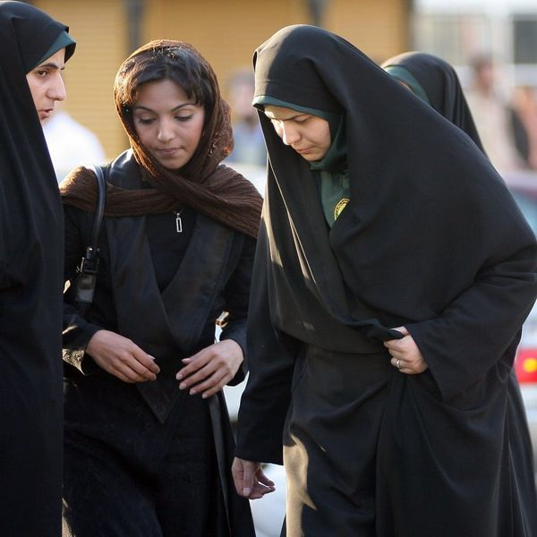 Iran Announces It Will Slightly Relax Its Strict Dress Code for Women