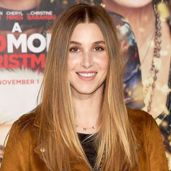 Whitney Port Chopped Her Long Tresses and We're Shook
