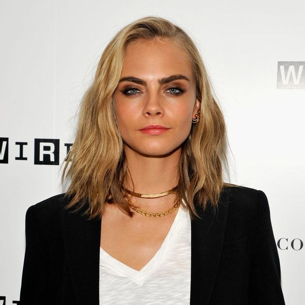 Cara Delevingne's Ring Is Sparking Engagement Buzz