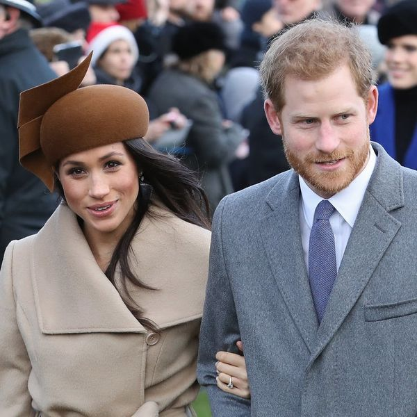 Prince Harry Opens Up About Meghan Markle's First Christmas With the Royals