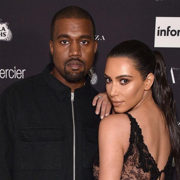 Kanye West Gave Kim Kardashian West the Ultimate Stock-ing Stuffers for Christmas