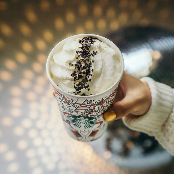 Starbucks Has 3 New Beverages to Help You Ring in the New Year