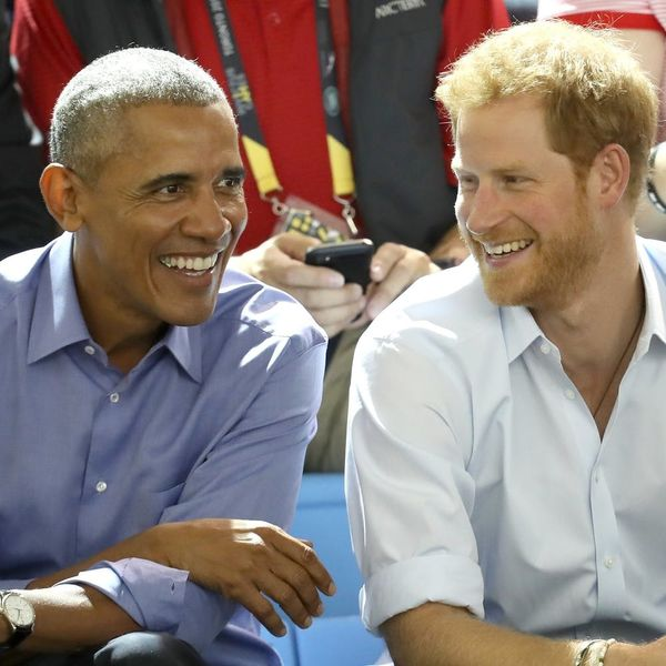 Prince Harry Interviewed Barack Obama and the Teaser Will Make You LOL