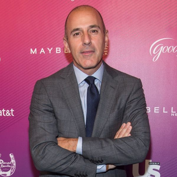 Matt Lauer Breaks His Silence on Sexual Misconduct Allegations