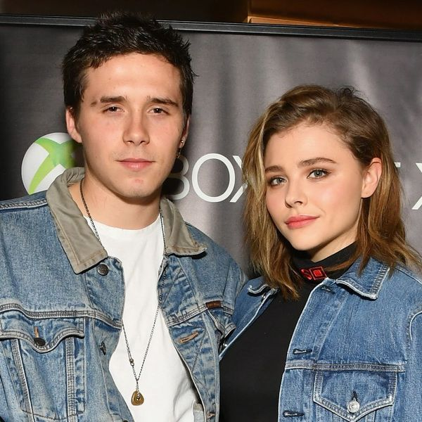 Chloë Grace Moretz and Brooklyn Beckham Are Wearing Rings With Each Other's Initials