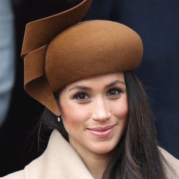 See What Meghan Markle Wore for Her Christmas Debut With the Royal Family