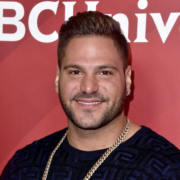 It's Offiical: 'Jersey Shore's' Ronnie Ortiz-Magro Is Gonna Be a Daddy!