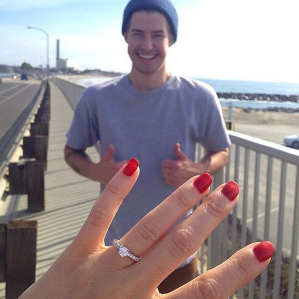 15 of the Best Engagement Announcements on Instagram