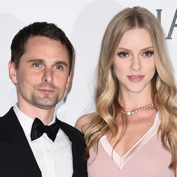 Muse Singer Matthew Bellamy Is Engaged to Elle Evans: See the Stunning Ring!
