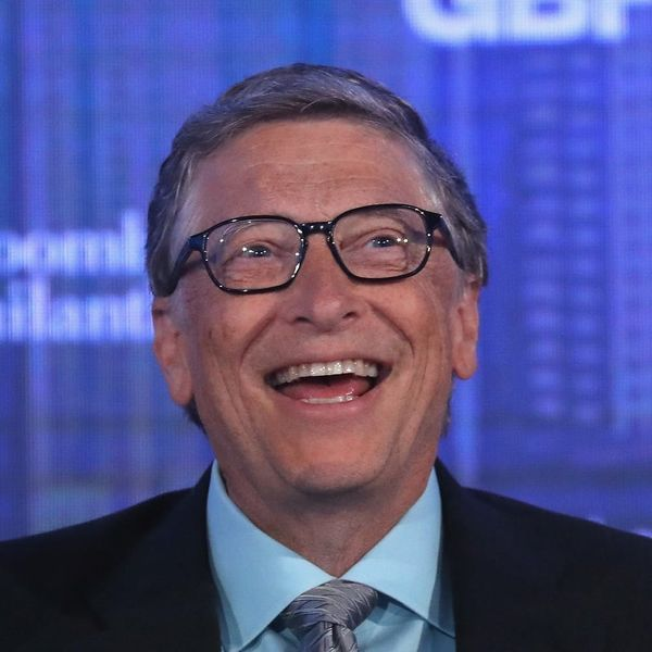 Bill Gates Upheld His Title As the Best Secret Santa Ever With This Sweet Charitable Gift
