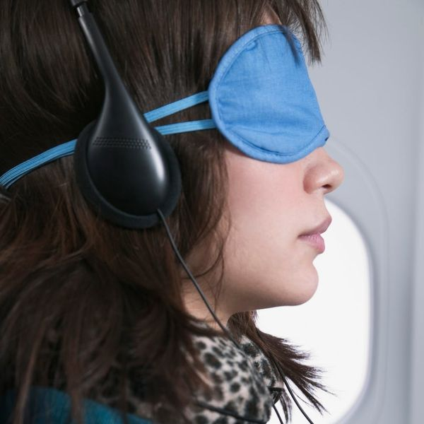 5 Tips for Actually Getting Restful Sleep on an Airplane