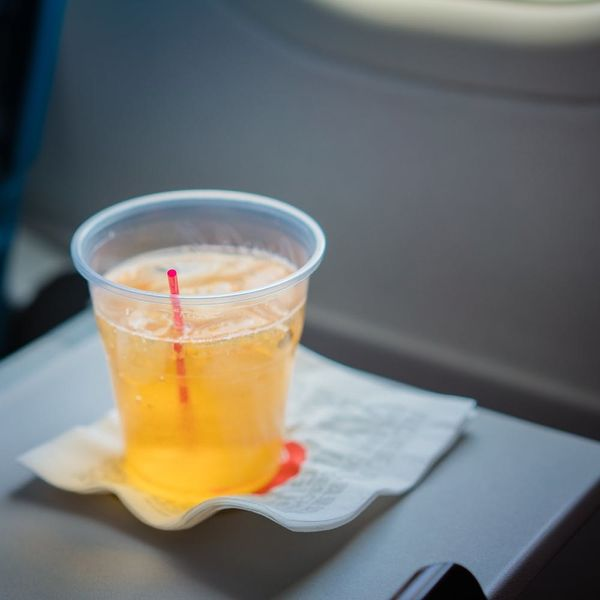 14 Airlines Where You Can Expect Free Booze