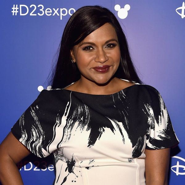 Mindy Kaling's Friends Threw Her a 'You've Got Mail' Dinner Party After She Had Her Baby