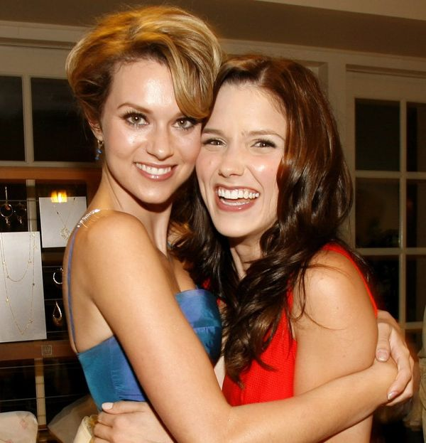 Sophia Bush and Hilarie Burton React to 'One Tree Hill' Creator Mark Schwahn Being Fired From 'The Royals'