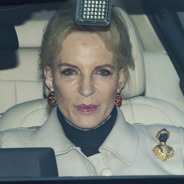 The Queen's Cousin Wore a Racist Brooch to the Royals' Christmas Lunch