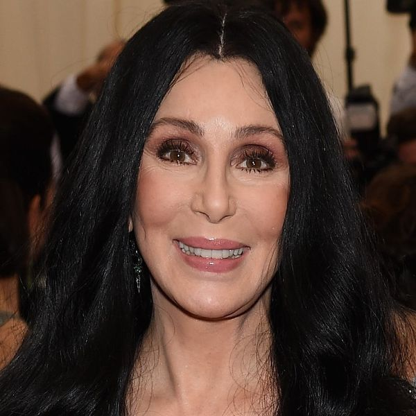 Cher's Platinum Blonde Hair in 'Mamma Mia! Here We Go Again' Will Make You Do a Double Take