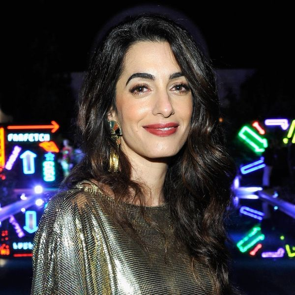 Amal Clooney Just Won #ThrowbackThursday With This Newly Resurfaced Yearbook Photo